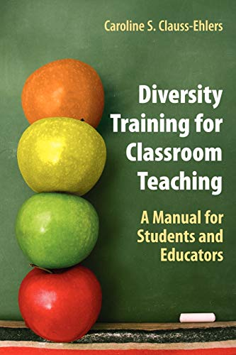 9780387277707: Diversity Training for Classroom Teaching: A Manual for Students and Educators