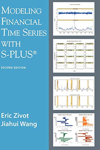 9780387279657: Modeling Financial Time Series With S-Plus