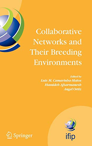 9780387282596: Collaborative Networks and Their Breeding Environments: IFIP TC 5 WG 5.5 Sixth IFIP Working Conference on VIRTUAL ENTERPRISES, 26-28 September 2005, ... in Information and Communication Technology