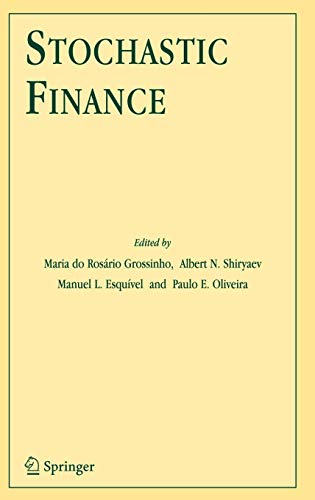 9780387282626: Stochastic Finance