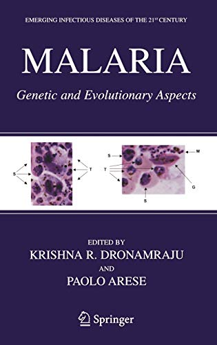 9780387282947: Malaria: Genetic and Evolutionary Aspects (Emerging Infectious Diseases of the 21st Century)