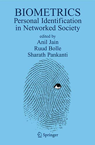 9780387285399: Biometrics: Personal Identification in Networked Society