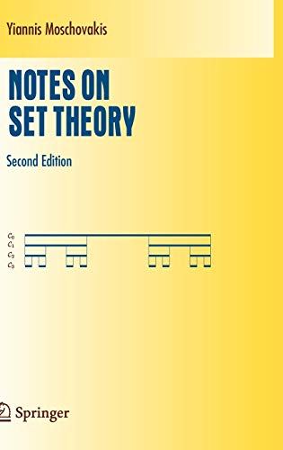 9780387287225: Notes on Set Theory