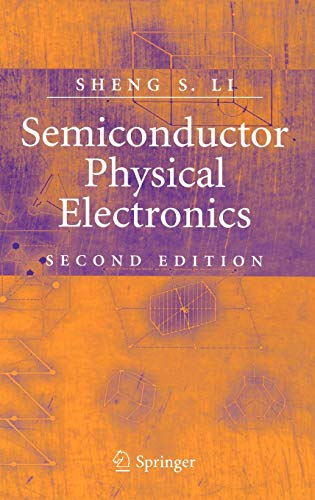 9780387288932: Semiconductor Physical Electronics