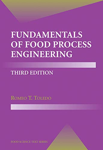 9780387290195: Fundamentals of Food Process Engineering (Food Science Text Series)