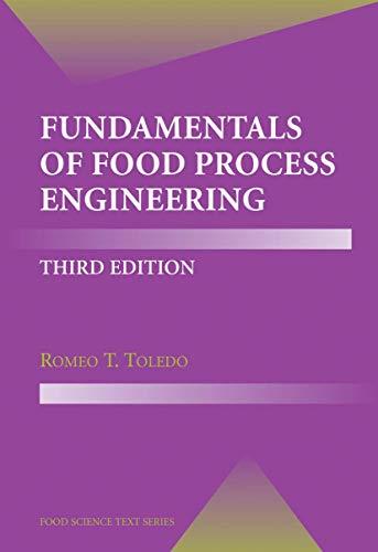 9780387290195: Fundamentals of Food Process Engineering (Food Science Text Series)