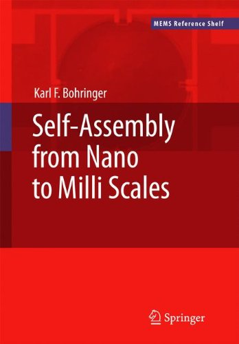 9780387300627: Self-Assembly from Nano to Milli Scales (MEMS Reference Shelf)