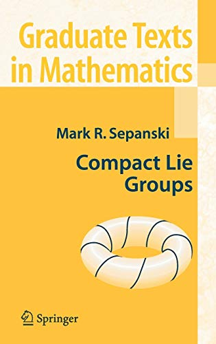 9780387302638: Compact Lie Groups