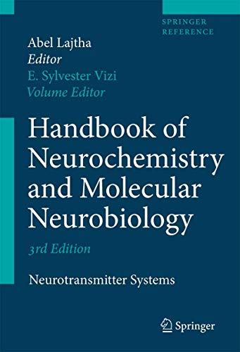 9780387303512: Handbook of Neurochemistry and Molecular Neurobiology: Neurotransmitter Systems