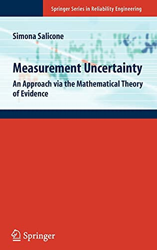 Measurement Uncertainty: An Approach via the Mathematical: Salicone, Simona