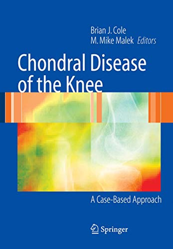 Chondral Disease Of The Knee