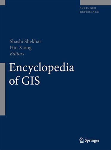 9780387308586: Encyclopedia of GIS (Springer Reference)