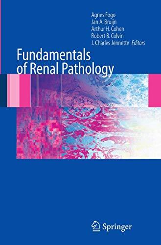 9780387311265: Fundamentals of Renal Pathology