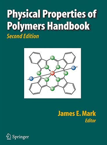 9780387312354: Physical Properties of Polymers Handbook