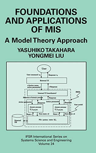 9780387314143: Foundations and Applications of MIS: A Model Theory Approach (IFSR International Series on Systems Science and Engineering)