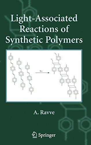 9780387318035: Light-Associated Reactions of Synthetic Polymers