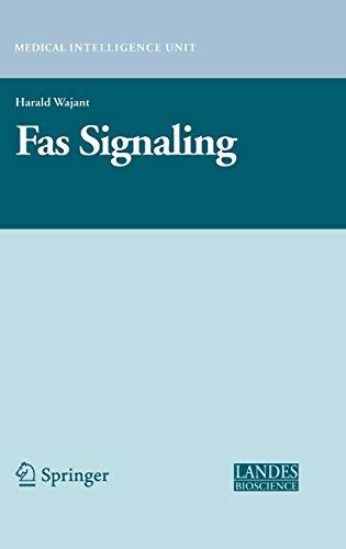 Fas Signaling: Harald Wajant