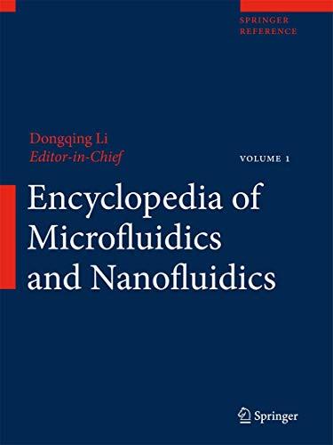 9780387324685: Encyclopedia of Microfluidics and Nanofluidics (Springer Reference) (3 Volumes)