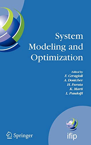 System Modeling and Optimization: Proceedings of the 22nd IFIP TC7 Conference held from , July 18-...