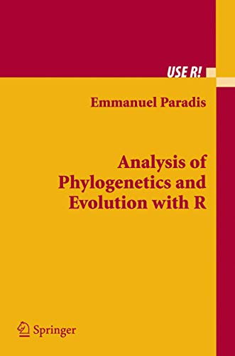 9780387329147: Analysis of Phylogenetics and Evolution with R (Use R!)
