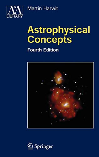 9780387329437: Astrophysical Concepts