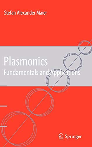 9780387331508: Plasmonics: Fundamentals and Applications