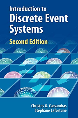 9780387333328: Introduction to Discrete Event Systems