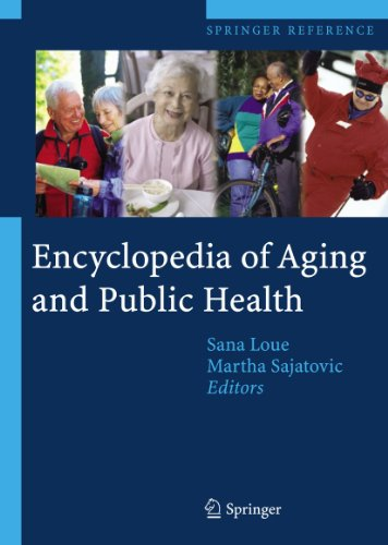 9780387337548: Encyclopedia of Aging and Public Health