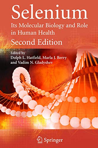 9780387338262: Selenium: Its Molecular Biology and Role in Human Health