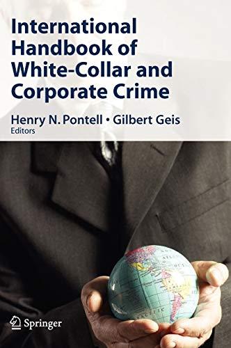 9780387341101: International Handbook of White-Collar and Corporate Crime