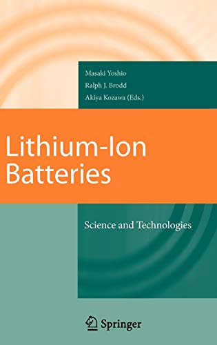 9780387344447: Lithium-Ion Batteries: Science and Technologies