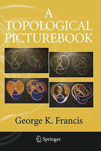 9780387345420: A Topological Picturebook