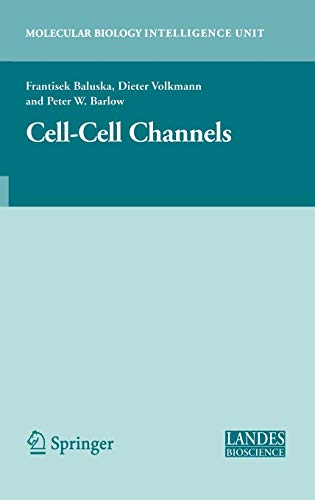 9780387360584: Cell-Cell Channels (Molecular Biology Intelligence Unit)