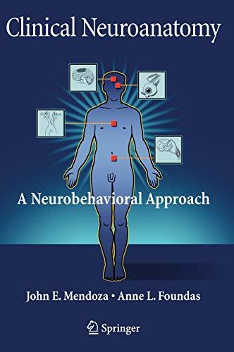 9780387366005: Clinical Neuroanatomy: A Neurobehavioral Approach