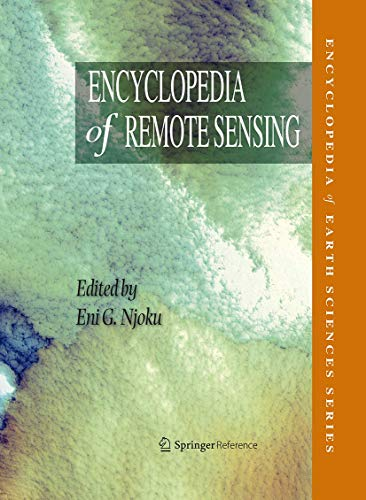 Encyclopedia of Remote Sensing: Eni G. Njoku