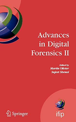 9780387368900: Advances in Digital Forensics II (IFIP Advances in Information and Communication Technology) (v. 2)