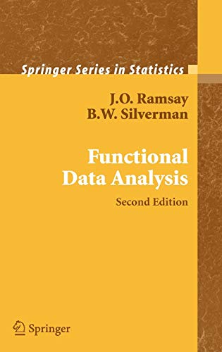 9780387400808: Functional Data Analysis (Springer Series in Statistics)