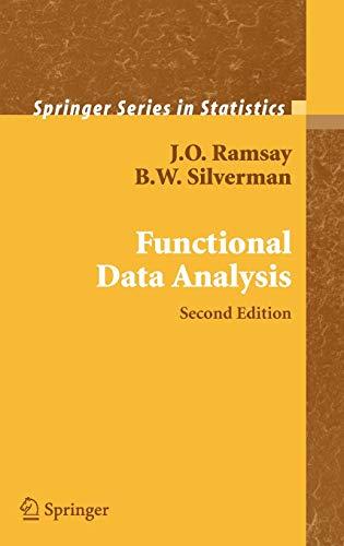 9780387400808: Functional Data Analysis (Springer Series in Statistics)