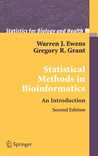 9780387400822: Statistical Methods in Bioinformatics: An Introduction (Statistics for Biology and Health)
