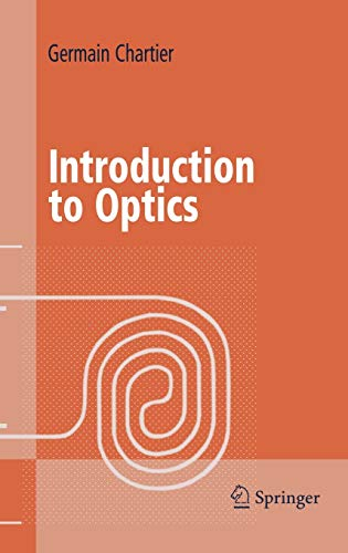 9780387403465: Introduction to Optics (Advanced Texts in Physics)