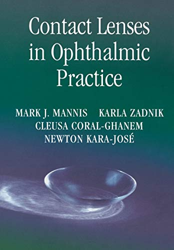 9780387404004: Contact Lenses in Ophthalmic Practice