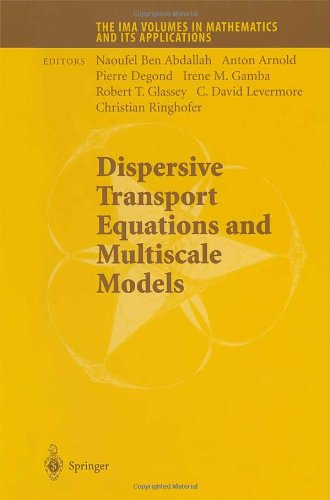Dispersive Transport Equations and Multiscale Models (The: Abdallah, Naoufel Ben