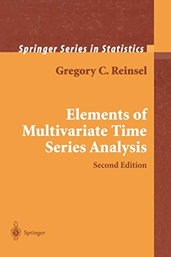 9780387406190: Elements of Multivariate Time Series Analysis (Springer Series in Statistics)