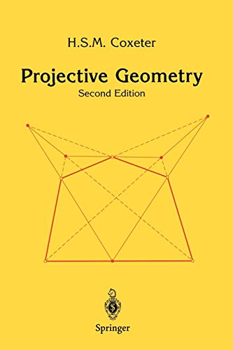 Projective Geometry (Paperback or Softback): Coxeter, H. S.