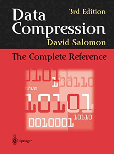 9780387406978: Data Compression: The Complete Reference