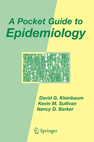 9780387459646: A Pocket Guide to Epidemiology