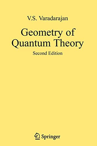 9780387493855: Geometry of Quantum Theory