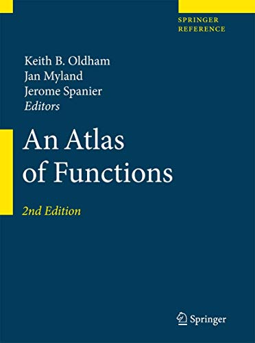 9780387496146: An Atlas of Functions: with Equator, the Atlas Function Calculator