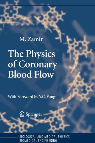 The Physics Of Coronary Blood Flow (communications: Alberto Isidori ,