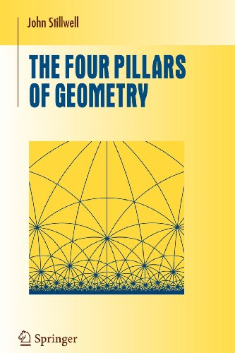 9780387506418: The Four Pillars of Geometry